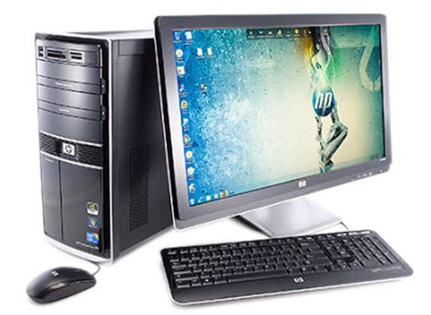 new desk top computers information technology in the world desktop computer released
