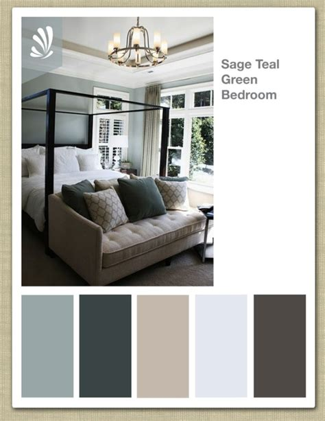 Blush Bedroom Ideas by Sage Cream Oil Gray And Teal Green Color Palette