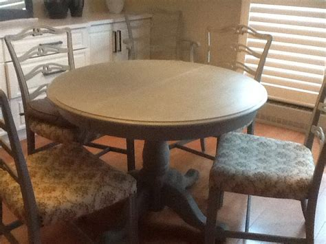 chalk paint winnipeg dining room set painted with sloan chalk paint