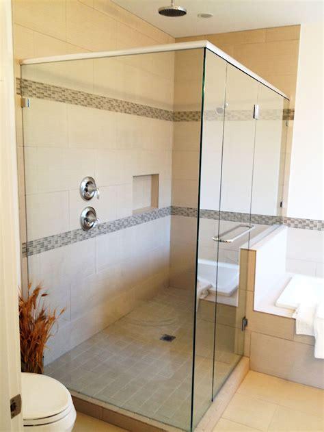bathroom glass shower ideas 20 modern bathrooms with glass showers