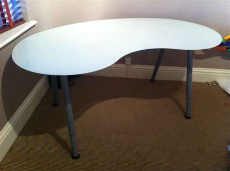 ikea white desk sale ikea galant white glass desk nazarm