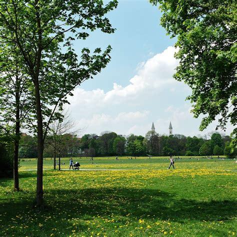 Englischer Garten München Sehenswürdigkeiten by Englischer Garten M 252 Nchen Creme Guides