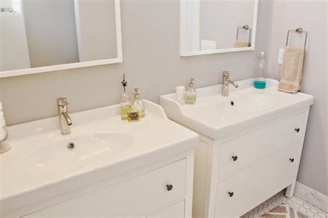 hemnes bathroom vanity lemongrass project galloway barn room by room