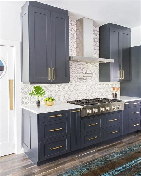 blue color kitchen cabinets best 25 blue cabinets ideas on blue kitchen