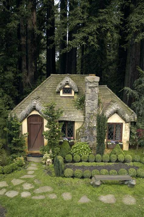 cozy cottage playhouse aplaceimagined cottage playhouse