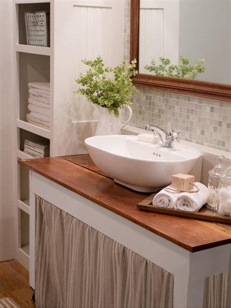 spa bathroom ideas for small bathrooms 20 small bathroom design ideas hgtv
