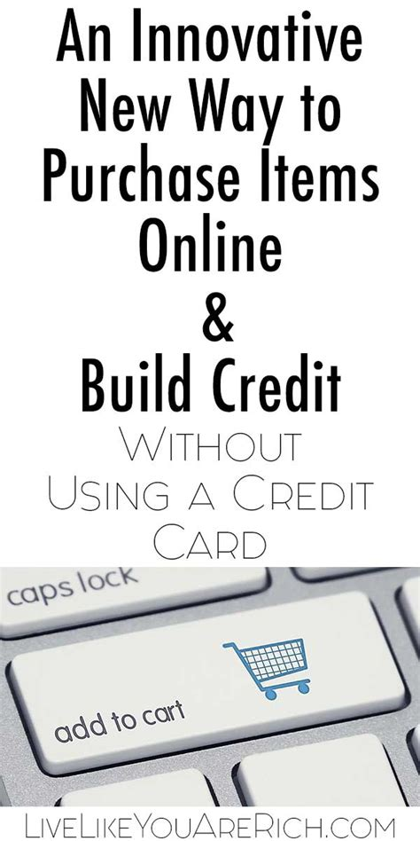 how to make purchases without a credit card an innovative new way to purchase items build
