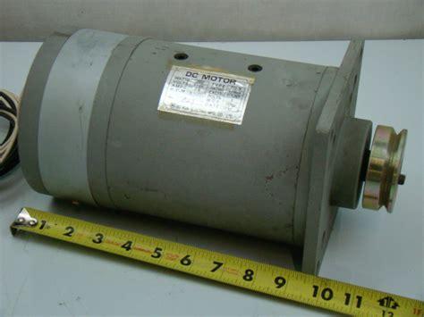 110v Electric Motor by Bo Kuk Electric 200 Watt 110v Dc Motor To S Ebay