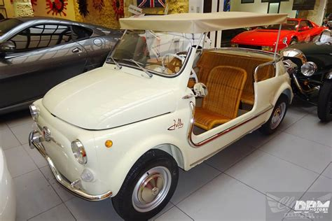 Fiat 500 Jolly by Fiat 500 Jolly Classic Racing Annonces