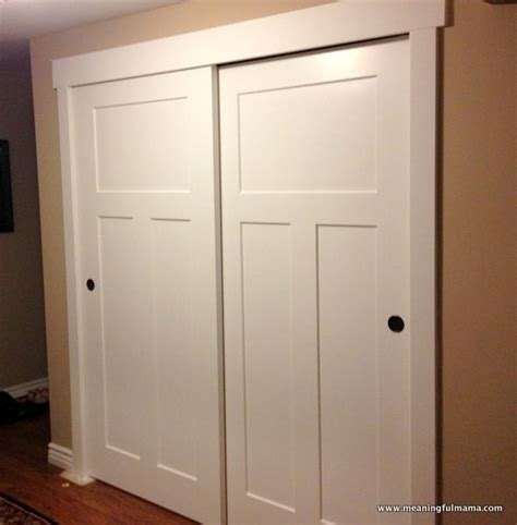 wooden sliding closet doors for bedrooms 25 best ideas about sliding closet doors on