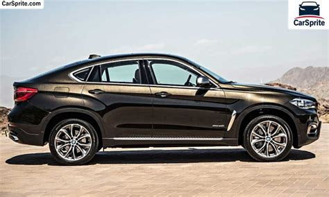 Bmw X6 Price by Bmw X6 2017 Prices And Specifications In Car Sprite