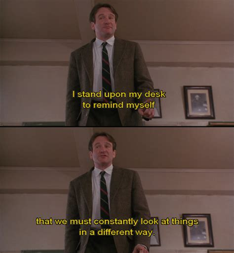 dead poets society standing on desks dead poet society and tv shows