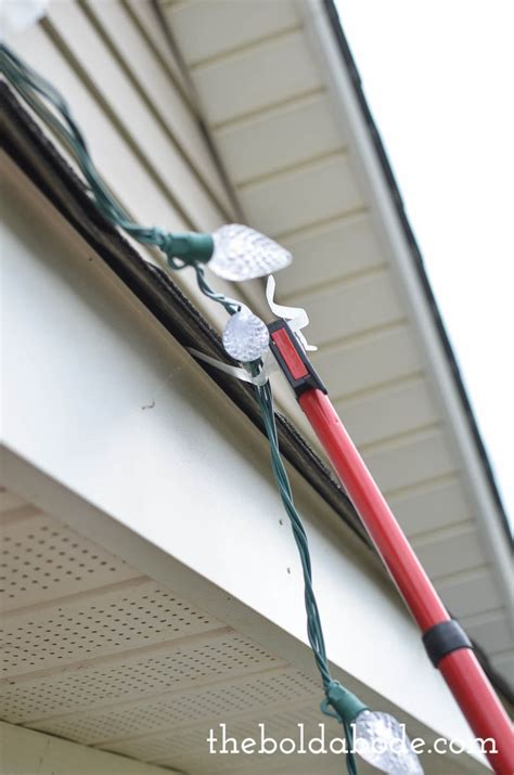 how to put up lights outside how to put up lights outside without an outlet 28 images
