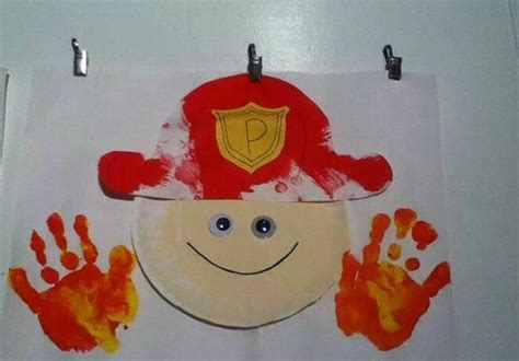 safety crafts for safety prevention week activities teaching ideas