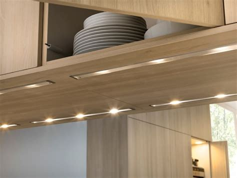 led undercounter kitchen lights thorntoncaruso cabinet lighting adds style and