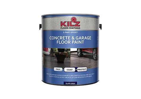 acrylic paint vs epoxy the kilz 1 part epoxy acrylic interior exterior concrete