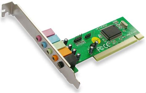 cards on the computer intro to information technology sound card