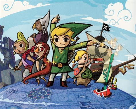 wind waker my collection boston