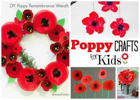 poppy crafts for poppy crafts for ted s
