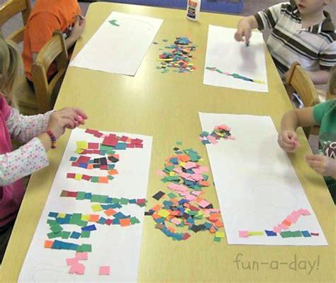 projects for preschoolers 15 name activities for preschoolers