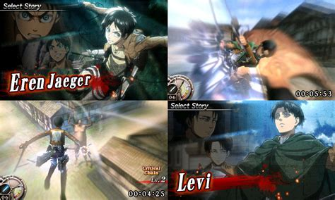 attack on titan release date attack on titan humanity in chains comes to 3ds on may 12