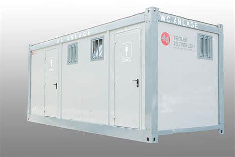 Dixi Wc M Nchen by Klo Container Eckventil Waschmaschine