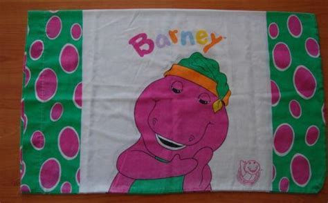 barney toddler bedding set barney bedding ebay