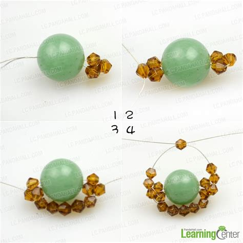 how to make metal jewelry charms how to make jewelry with and wire a beaded ring for