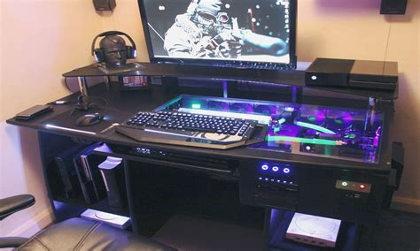 roccaforte ultimate gaming desk ultimate gaming desk roccaforte gaming desk swordfish