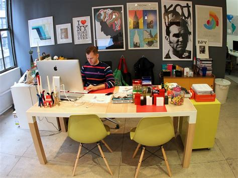 cool office desk stuff cool offices in tech fab tour business insider