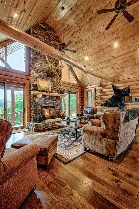 log home interior design ideas 25 best ideas about log cabin homes on cabin