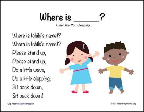 back to school songs for preschoolers school songs