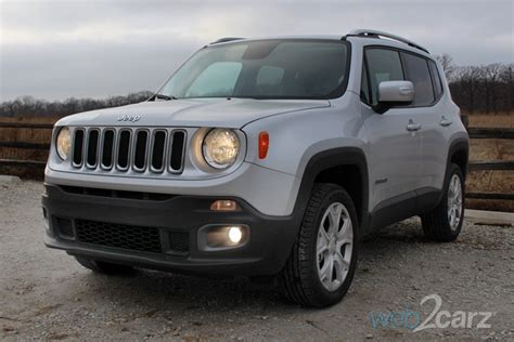 2015 Jeep Limited Review by 2015 Jeep Renegade Limited Review Web2carz