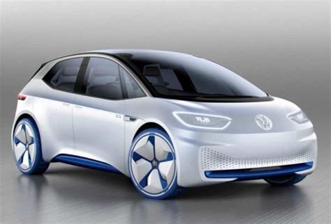 New Electric Motor by Wordlesstech New Vw Electric Car