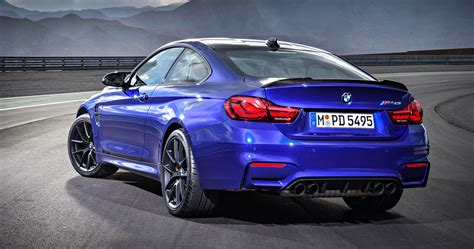 Bmw M4 Hp by Bmw M4 Cs Revealed With 460 Hp M4 Gts Styling Image 647746