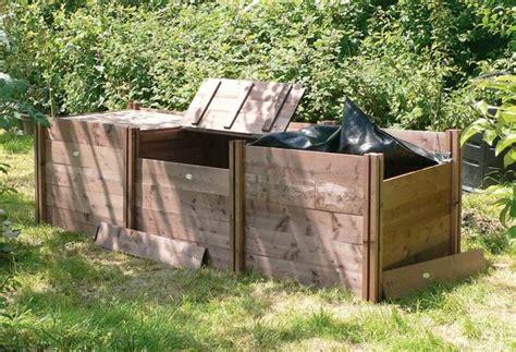 composteur en bois de palettes recycl 233 home diy pallet palette de m 233 tier