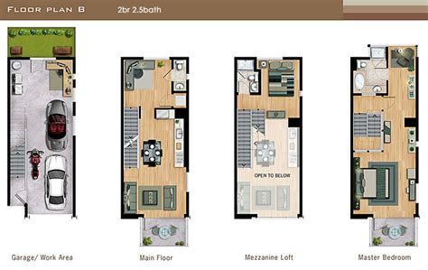 loft floor plans la live work lofts universal lofts floor plans