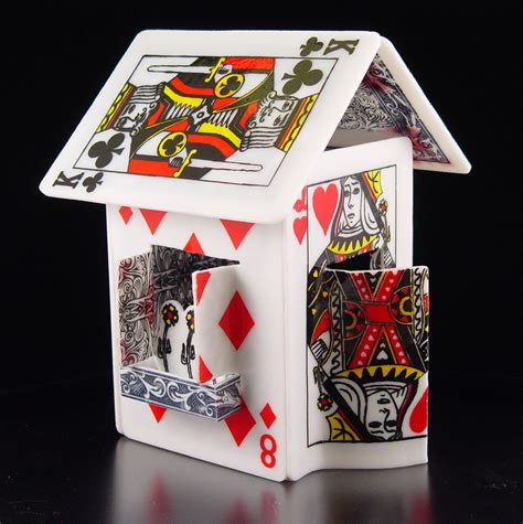how to make house of cards the house of cards amazing card houses pix o plenty