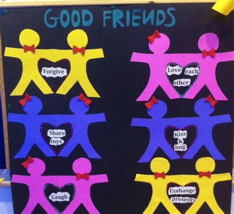 friendship craft ideas 25 best ideas about friendship theme preschool on