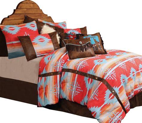 southwestern comforter sets king branch southwest bedding set southwestern