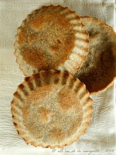 p 226 te 224 tarte au sarrasin sans gluten de recettes bio le cri de la courgette