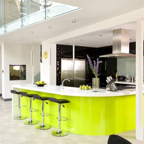 sustainable kitchen design lime green kitchen cabinets and wonderful kitchens