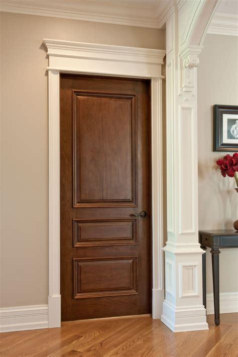 solid wood doors interior interior door custom single solid wood with walnut