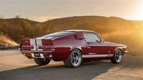 Classic Car Wallpaper Settings On Windows by Generation Ford Mustang Wallpapers Wallpaper