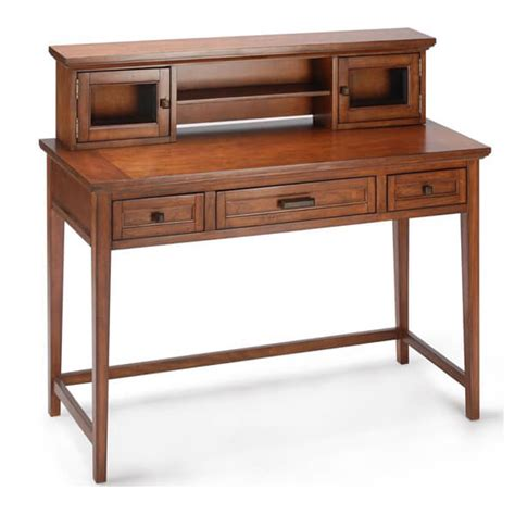 wooden writing desk by furniture factory