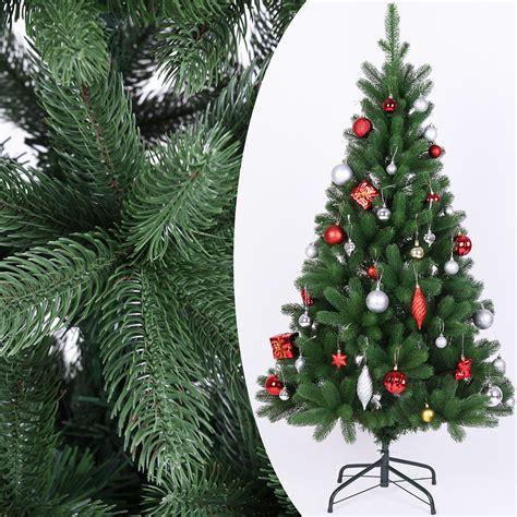 edeltanne weihnachtsbaum k 252 nstlicher weihnachtsbaum pe edeltanne christbaum