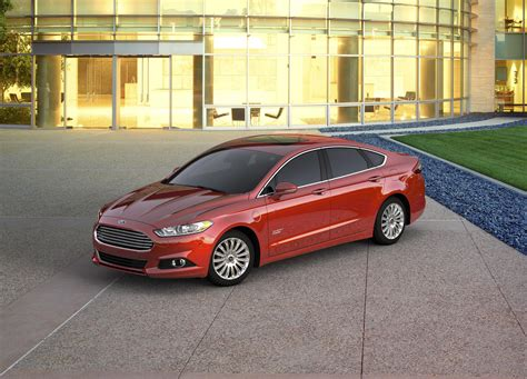 Electric Motor Specs ford fusion electric motor specs