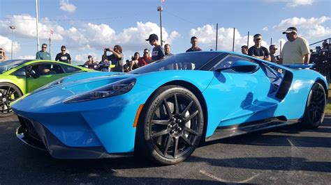 2017 Ford Gt 1 4 Mile by 2017 Ford Gt 1 4 Mile