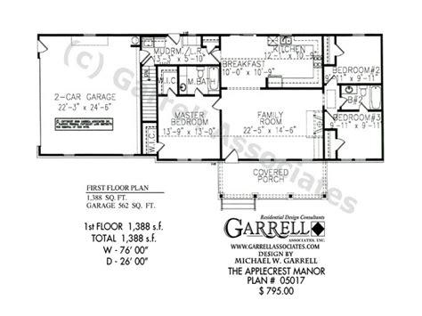 split level ranch floor plans split bedroom ranch floor plans split level ranch one