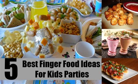 food ideas for finger food 5 best finger food ideas for how to plan